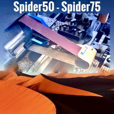 Spider 50 – Spider 75