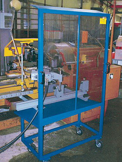 Safety Guards for Turning Machines 1AB