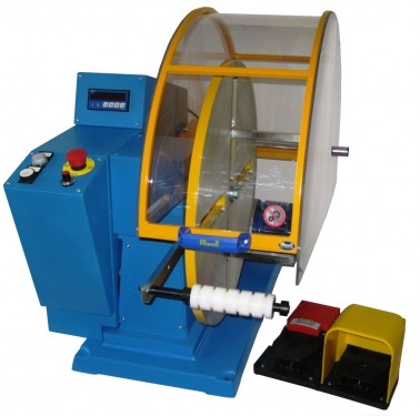 Maquinas especiales Bobinatrice/Winding machine