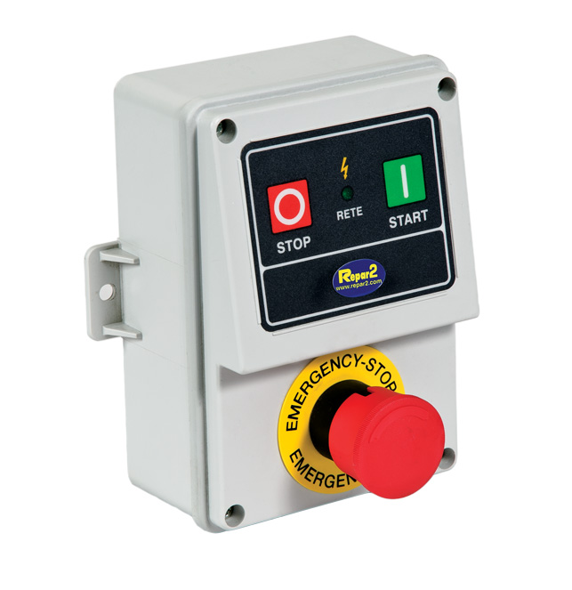 Safety Emergency Boxes 24V 14BT-BOX 3HP 2,2 Kw 5,5A