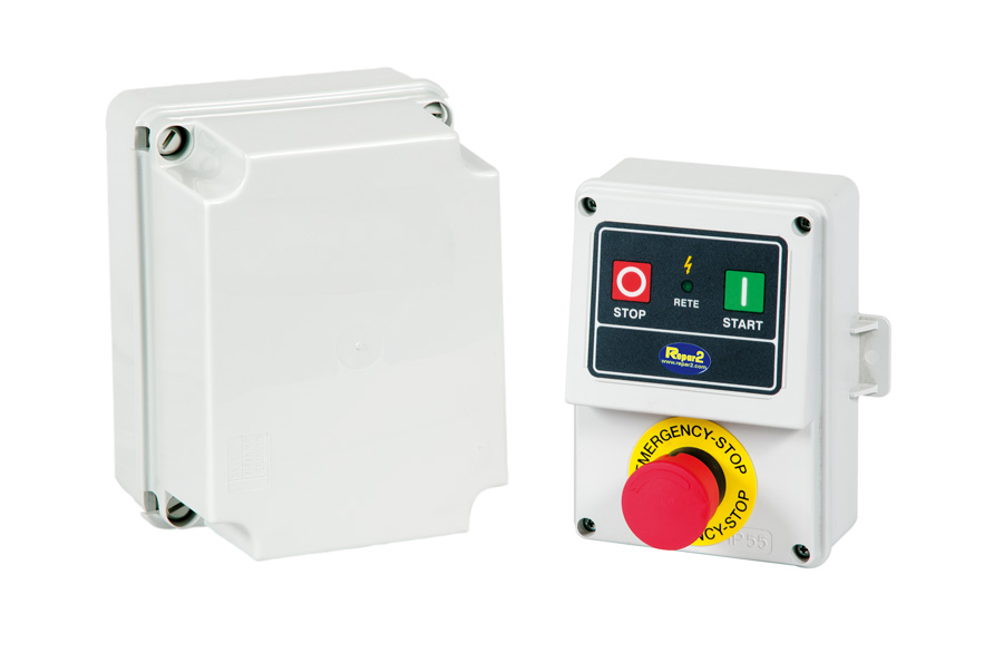 Safety Emergency Boxes 24V 14BT-BOX 10HP 7,5Kw 16,5A