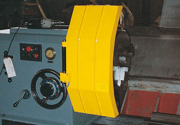 Safety Guards for Turning Machines 1LA