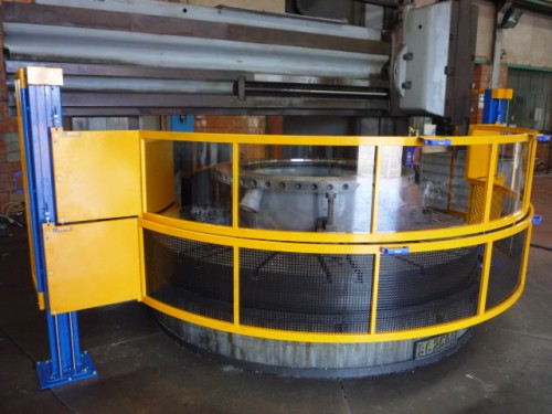 Safety Guards for Turning Machines 1TGS