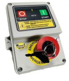 Safety Emergency Boxes 24V BT-BOX 3HP-10HP-24HP