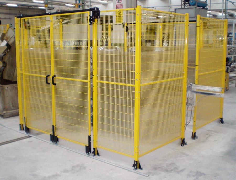 Barriere di protezione